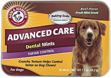 breath mints for dogs